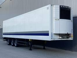 koel-vries oplegger Schmitz Cargobull N/A  SKO24 / Carrier Vector 1850 / Dubbele verdamper / Koel- Vries / Klep / Stuuras / Liftas / 2 x Tussenschot verplaatsbaar / NL Trailer 2011