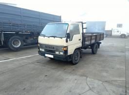open laadbak vrachtwagen Toyota Dyna 150 2L engine 3.5 ton left hand drive. 1990
