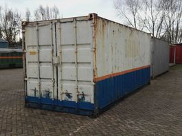 dry standaard zeecontainer Abarth 20ft