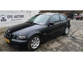 hatchback auto BMW 316ti 2003
