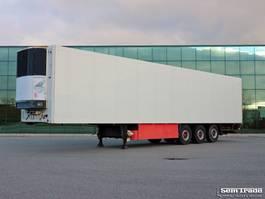 koel-vries oplegger Schmitz Cargobull SKO 24 SAF AXLES CARRIER  PALLET BOXES 2002