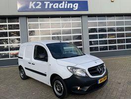 gesloten bestelwagen Mercedes-Benz Citan 109 CDI Airco 2014