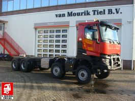 chassis cabine vrachtwagen Renault K 480 P 8x8 HEAVY.50  EURO 6 2020