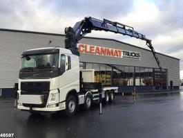 kraanwagen Volvo FH 500 HMF 95 ton/meter laadkraan + Fly-Jib NEW
