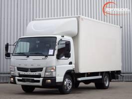bakwagen vrachtwagen Mitsubishi Canter 7C18 Euro 6 - Laadklep, Ladebord, Loadlift - Werplaatsinrichting, Servic... 2014