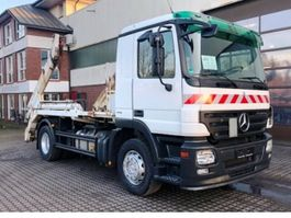 wissellaadbaksysteem vrachtwagen Mercedes-Benz 1841 4x2 Actros Meiller AK 12 LT 2008