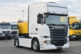 standaard trekker Scania R560 Euro5 Topline Retarder Leder 1200L Navi
