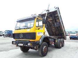 kipper vrachtwagen > 7.5 t Mercedes-Benz SK 2629 6x6 1990