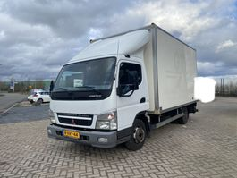 bakwagen vrachtwagen Mitsubishi CANTER 3S13 3.0 DI 335// MANUAL//SPRING//Dhollandia Taillift 2008