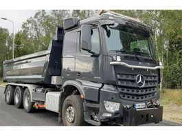 kipper vrachtwagen > 7.5 t Mercedes-Benz Arocs 3258 8x4 2016