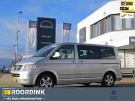 gesloten bestelwagen Volkswagen Transporter Multivan 2.5 TDI Comfortline ideale basis voor camperombouw 2008