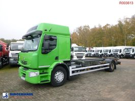 chassis cabine vrachtwagen Renault Premium 380 dxi RHD 4x2 chassis 2013