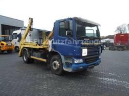 containersysteem vrachtwagen DAF CF75-360 Absetzkipper Meiller AK 12 MT-- MANUAL 2004