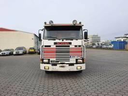 kipper vrachtwagen > 7.5 t Scania 112.360 Kipper 1989