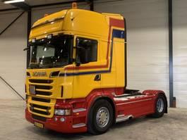 standaard trekker Scania Scania R500 4x2 / Retarder / Airco / Topline / king 2012