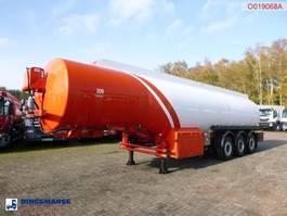 tankoplegger Cobo Fuel Tank alu 42.5 m3 / 6 comp + pump/counter 2006