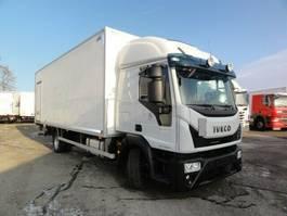 bakwagen vrachtwagen Iveco ML120E25/P Euro 6 Klima Koffer 7,54 LBW