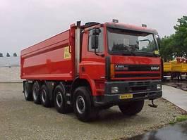 kipper vrachtwagen > 7.5 t Ginaf 5450-S 1999