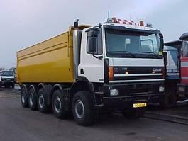 kipper vrachtwagen > 7.5 t Ginaf M 5450 10x8 1998