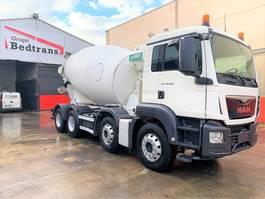 betonmixer vrachtwagen MAN Tgs 32.400 Hormigonera Imer group 9m3 2015
