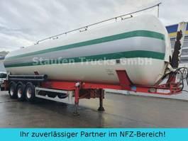 silo oplegger Feldbinder Kipp Silo 60.3 Lebensmit. Tankprüfung u.TÜV: NEU 2003