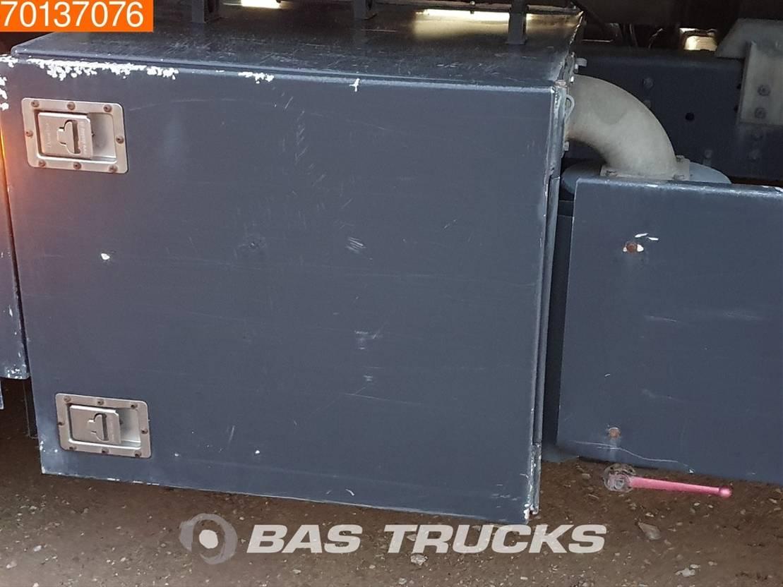 silo vrachtwagen Scania R500 6X2 V8 Liftachse Compressor Standklima Euro 5 2012