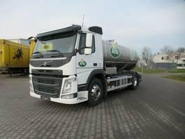tankwagen vrachtwagen Volvo FM 450 Milchsammelfahrzeug,Euro 6,Klima,2 Kammer 2018