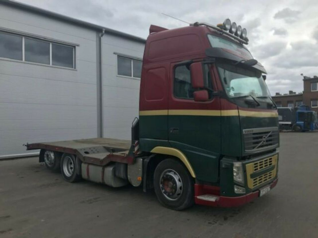 autotransporter vrachtwagen Volvo FH 13 500PS 2010