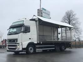 overige vrachtwagens Volvo FH 12  FH 460 6x2 Böse Schwenkwand + 2 t. BÄR LBW 2014
