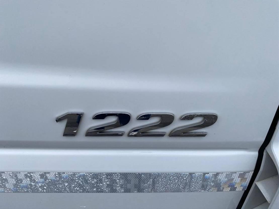 koelwagen vrachtwagen Mercedes-Benz ATEGO 1222 - 2013 EURO 5 - 2013