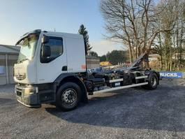 containersysteem vrachtwagen Renault lander 410 DXI hook system very clean!