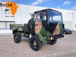 open laadbak vrachtwagen Renault TRM 2000 4X4 WD 1987