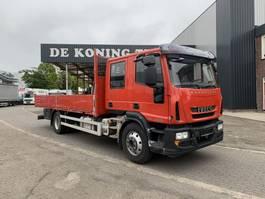 open laadbak vrachtwagen Iveco 120E25 doka !!! only 335.000 km !!! 2008