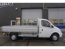 chassis cabine bedrijfswagen Maxus EV80 LWB Volledig Elektrisch * Nieuw * 4 Stuks met open laadbak direct l... 2021