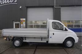 chassis cabine bedrijfswagen SAIC LWB Volledig Elektrisch * Open laadbak / €36.450,- na aftrek van 10% sub... 2021