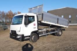 kipper vrachtwagen > 7.5 t Renault D 7.5 - 180 - 4x2 - 78.714 Km - EURO 6 - 3-Z-KIPPER - PERFECTE STAAT