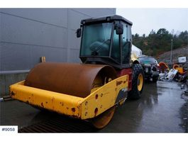 wegenwals - tandem Volvo SD115D Roller with good tires and few hours. 2012