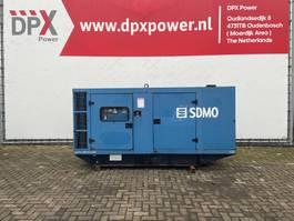 generator SDMO J220K- John Deere - 220 kVA Generator - DPX-12347 2005