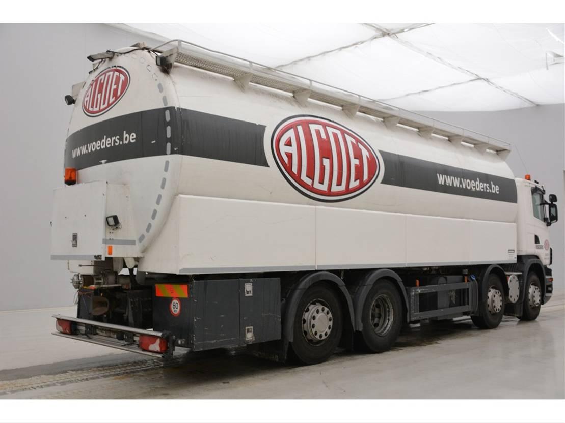 silo vrachtwagen Scania G420 - 8x2 2012