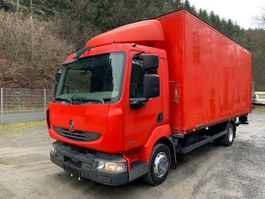 bakwagen vrachtwagen Renault 220 DXI Midlum ** Koffer/EX-Werkstatt/Strom ** 2010