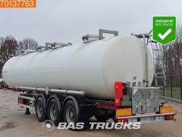 tankoplegger MAISONNEUVE ACPT 2000 3 axles 32.214 Ltr / 4 Comp. Food 2001