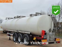 tankoplegger MAISONNEUVE ACPT 2000 3 axles 32.216 Ltr / 4 Comp. Food 2001