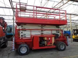 schaarhoogwerker wiel Holland Lift B195