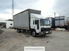 schuifzeil vrachtwagen Volvo FL615 210 15 ton on R22.5 wheels left hand drive. 1996