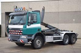 containersysteem vrachtwagen DAF CF 75.310 6X4 CONTAINER SYSTEEM- CONTAINER SISTEEM- CONTAINER HAAKSYSTEEM- SYSTEME CONTENEUR 2010