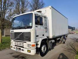 bakwagen vrachtwagen Volvo F12 360 4x2 Full steel - Lâmes 1990