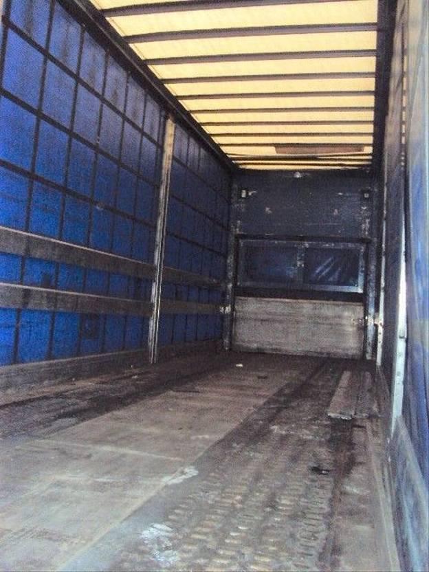 autotransporter vrachtwagen Scania R440 Topline 4x2 Jumbo RET EURO 6 incl. Tandem 2013