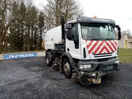 Veegmachine vrachtwagen Iveco Eurocargo ML150E22 enkel 33100 Km!!
