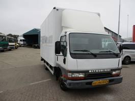 bakwagen vrachtwagen Mitsubishi FB 631 85 KW 2000