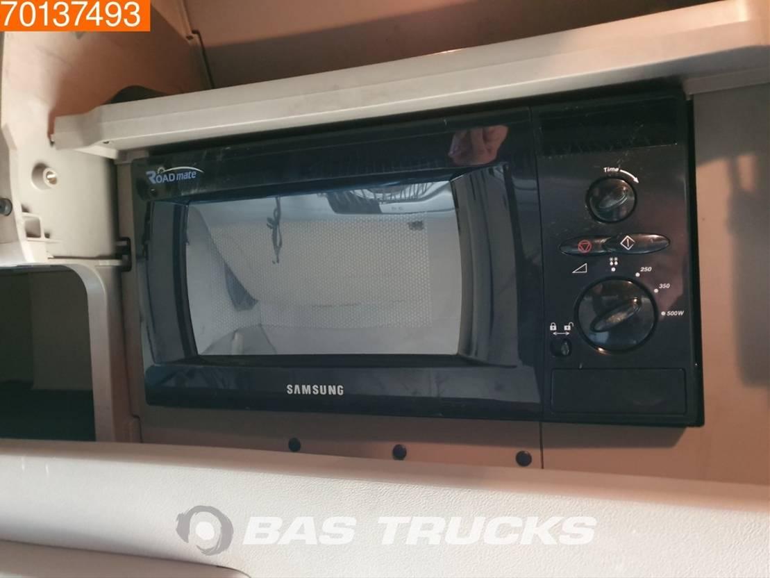 gevaarlijke stoffen trekker Scania R480 6X2 Retarder Liftache Hydraulik Manual ADR Euro 5 2010